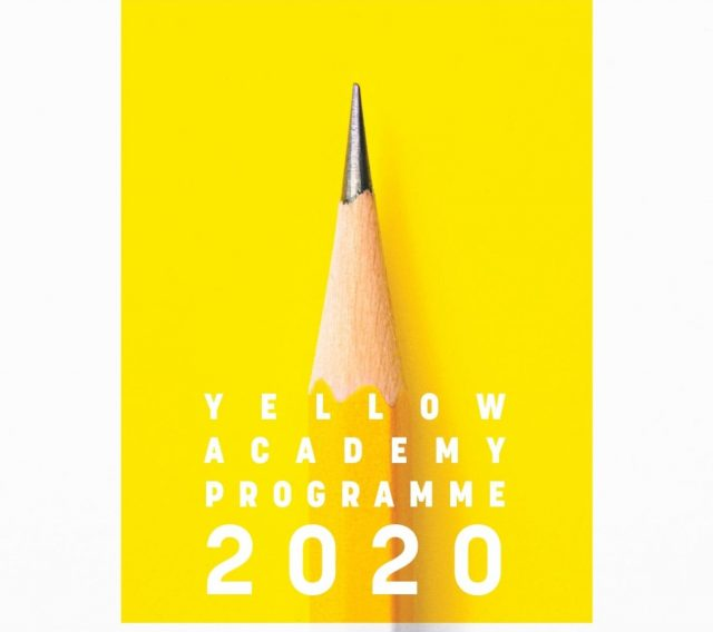 Euractiv invites logos for the yellow academy