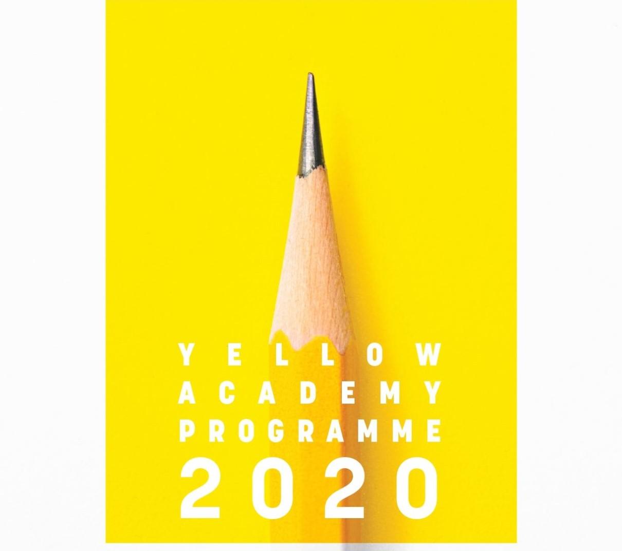Euractiv invites logos for the yellow academy