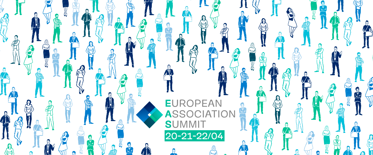 logos and MCI worked on the European Association Summit programme